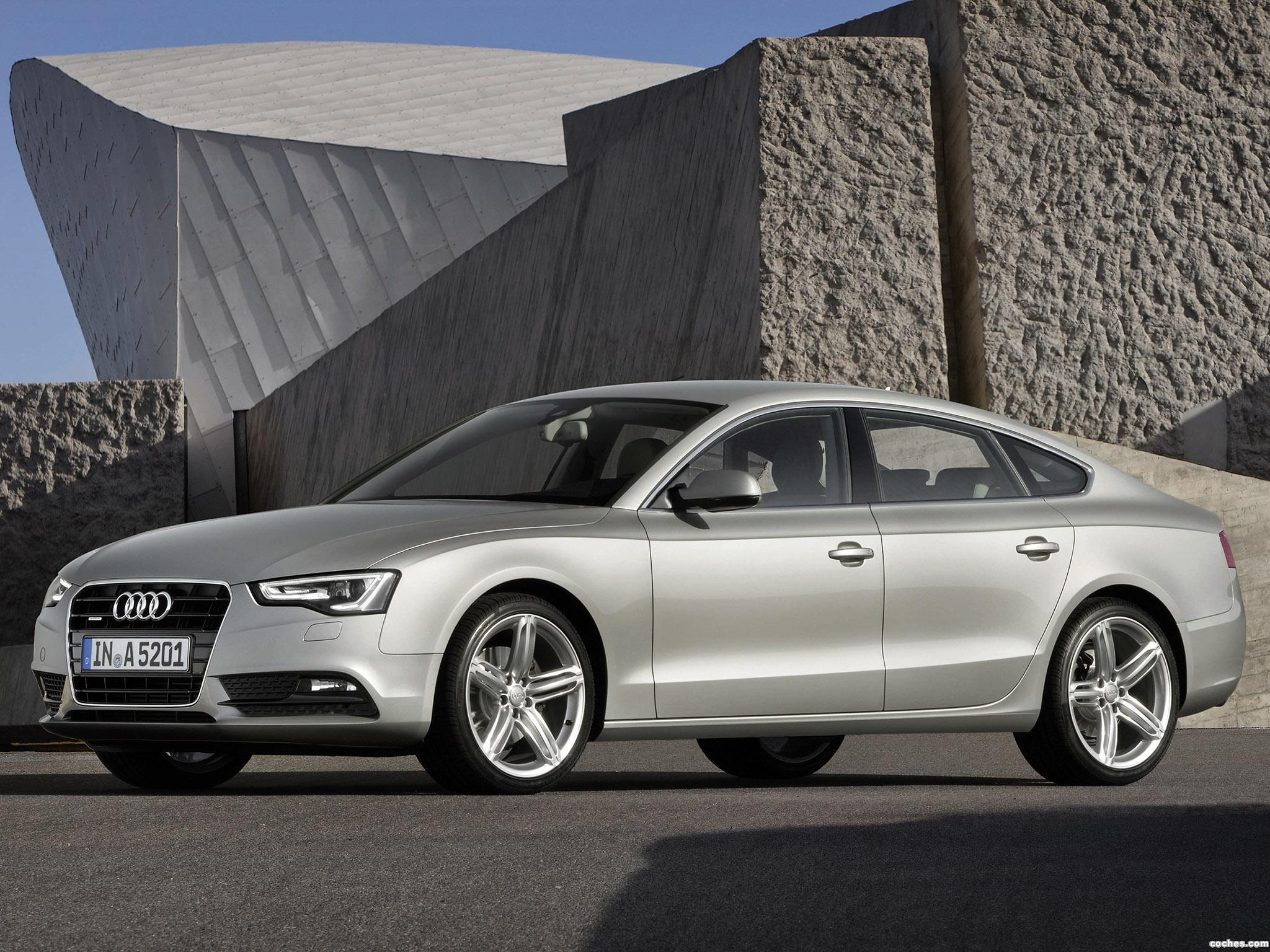 Foto 0 de Audi A5 Sportback 2011