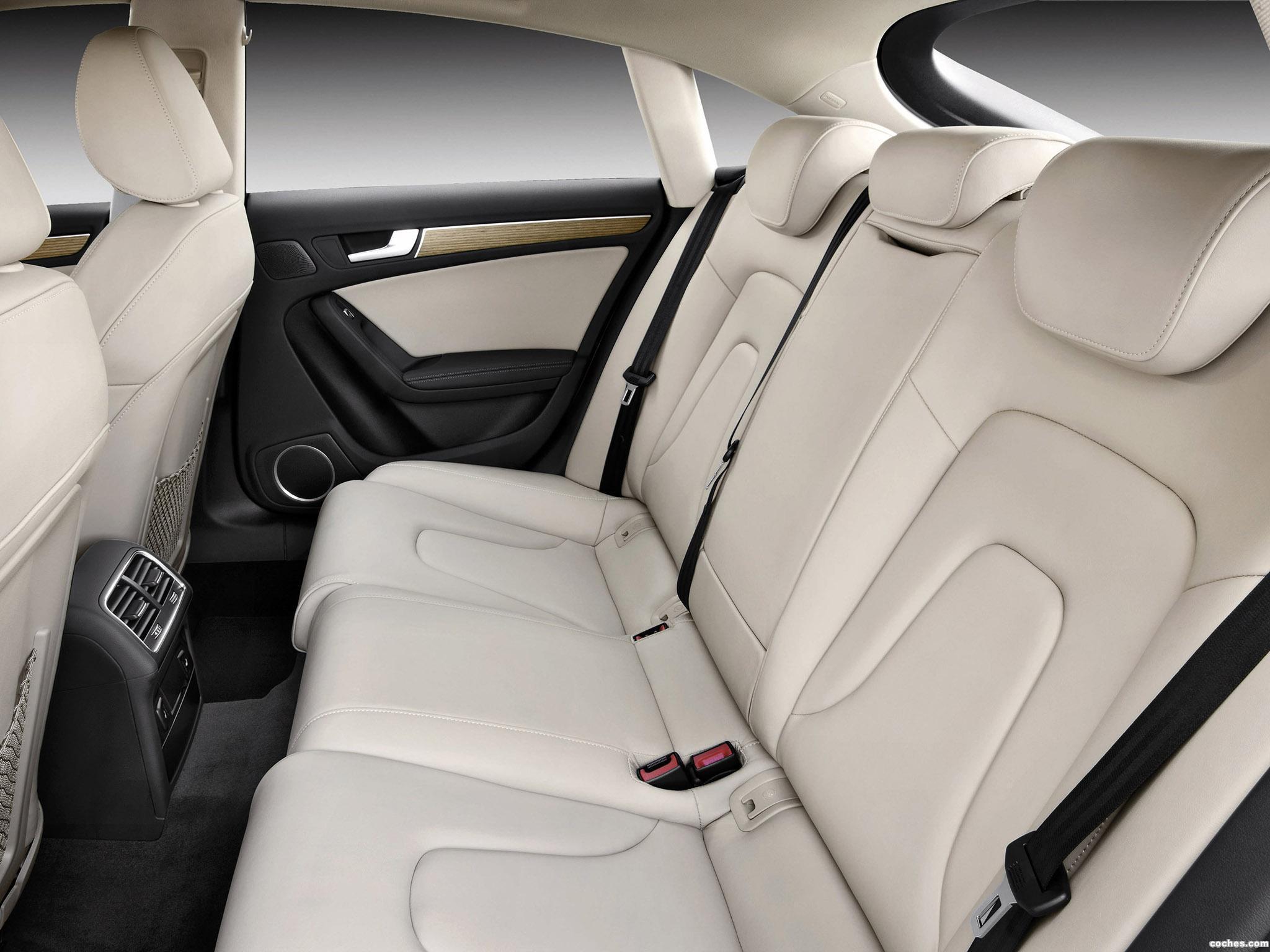 Foto 14 de Audi A5 Sportback 2011
