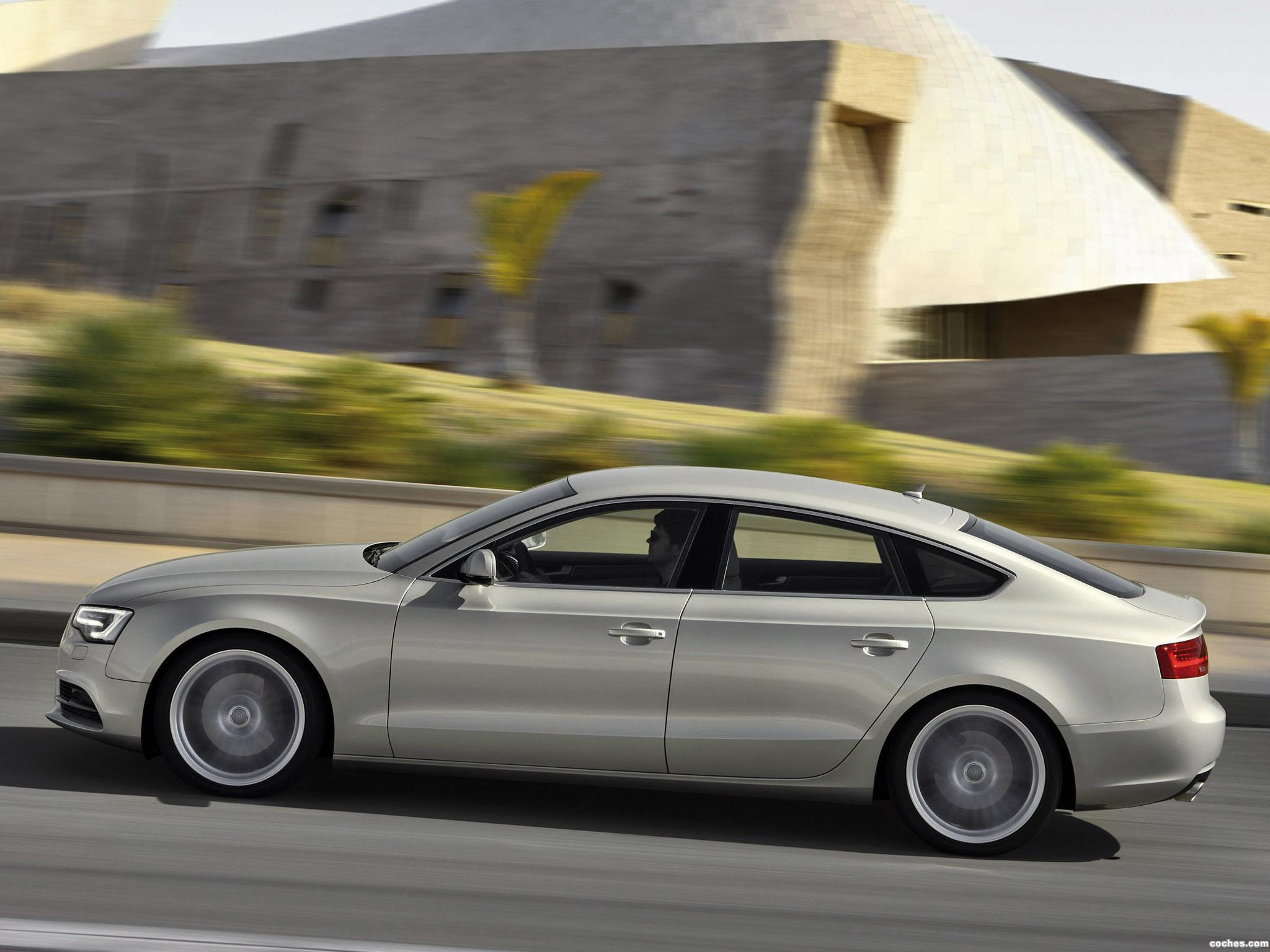 Foto 12 de Audi A5 Sportback 2011