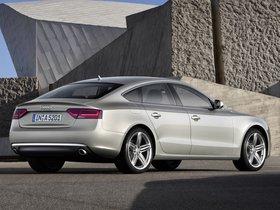 Ver foto 2 de Audi A5 Sportback 2011