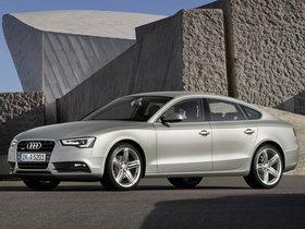 Ver foto 1 de Audi A5 Sportback 2011
