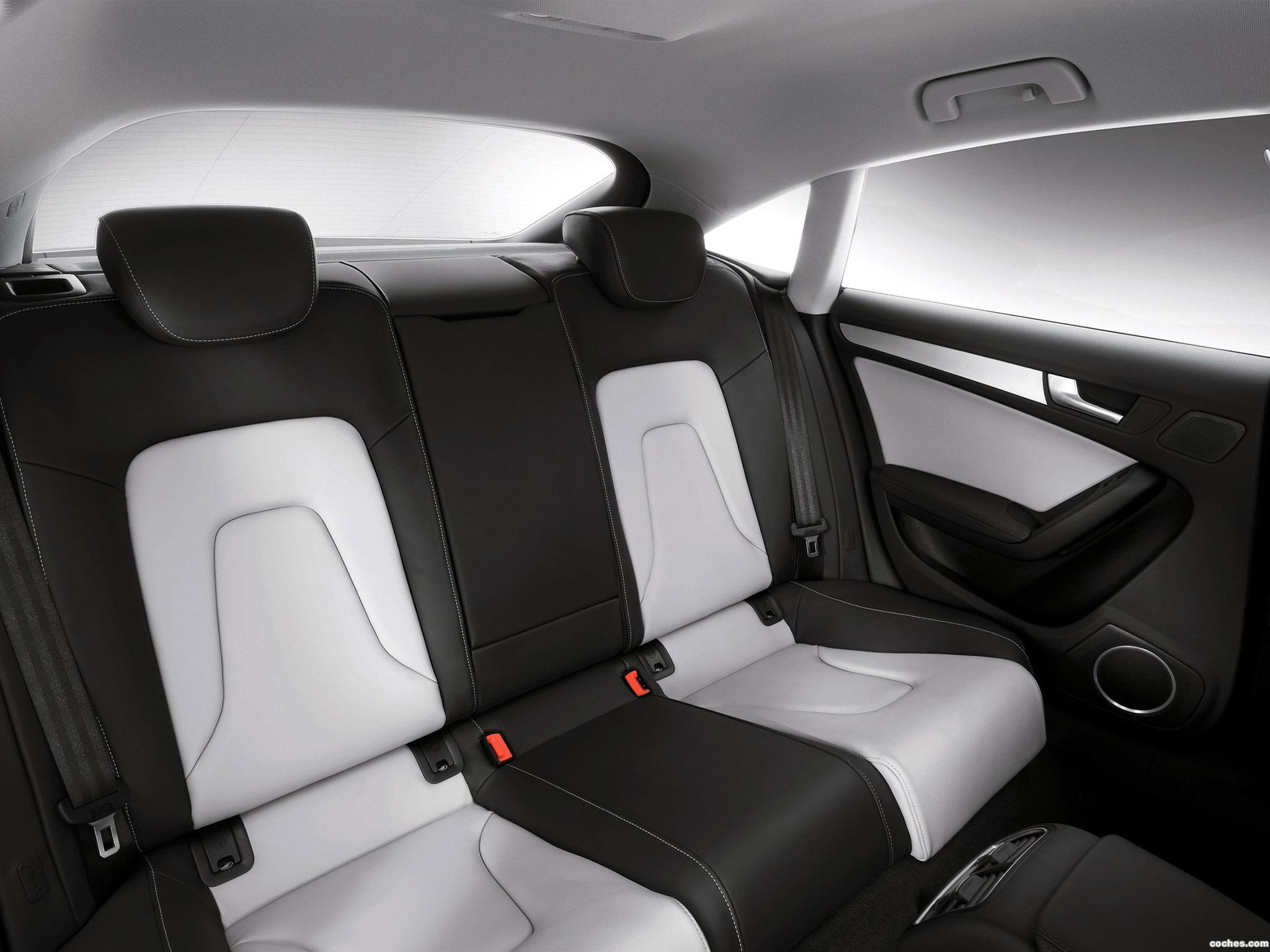 Foto 13 de Audi A5 Sportback 2009