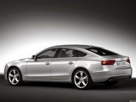 Ver foto 7 de Audi A5 Sportback 2009