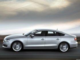 Ver foto 2 de Audi A5 Sportback 2009