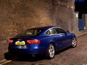 Ver foto 2 de Audi A5 Sportback 3.0 TDI Quattro UK 2009