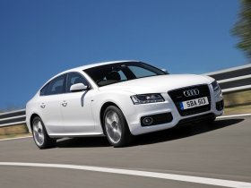Ver foto 9 de Audi A5 Sportback 3.0 TDI Quattro UK 2009