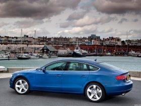 Ver foto 7 de Audi A5 Sportback 3.0 TDI Quattro UK 2009