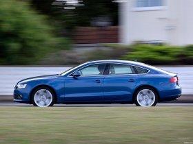 Ver foto 3 de Audi A5 Sportback 3.0 TDI Quattro UK 2009