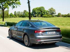 Ver foto 11 de Audi A5 Sportback g-Tron S Line 2016