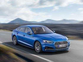 Fotos de Audi A5 Sportback g-Tron S Line 2016