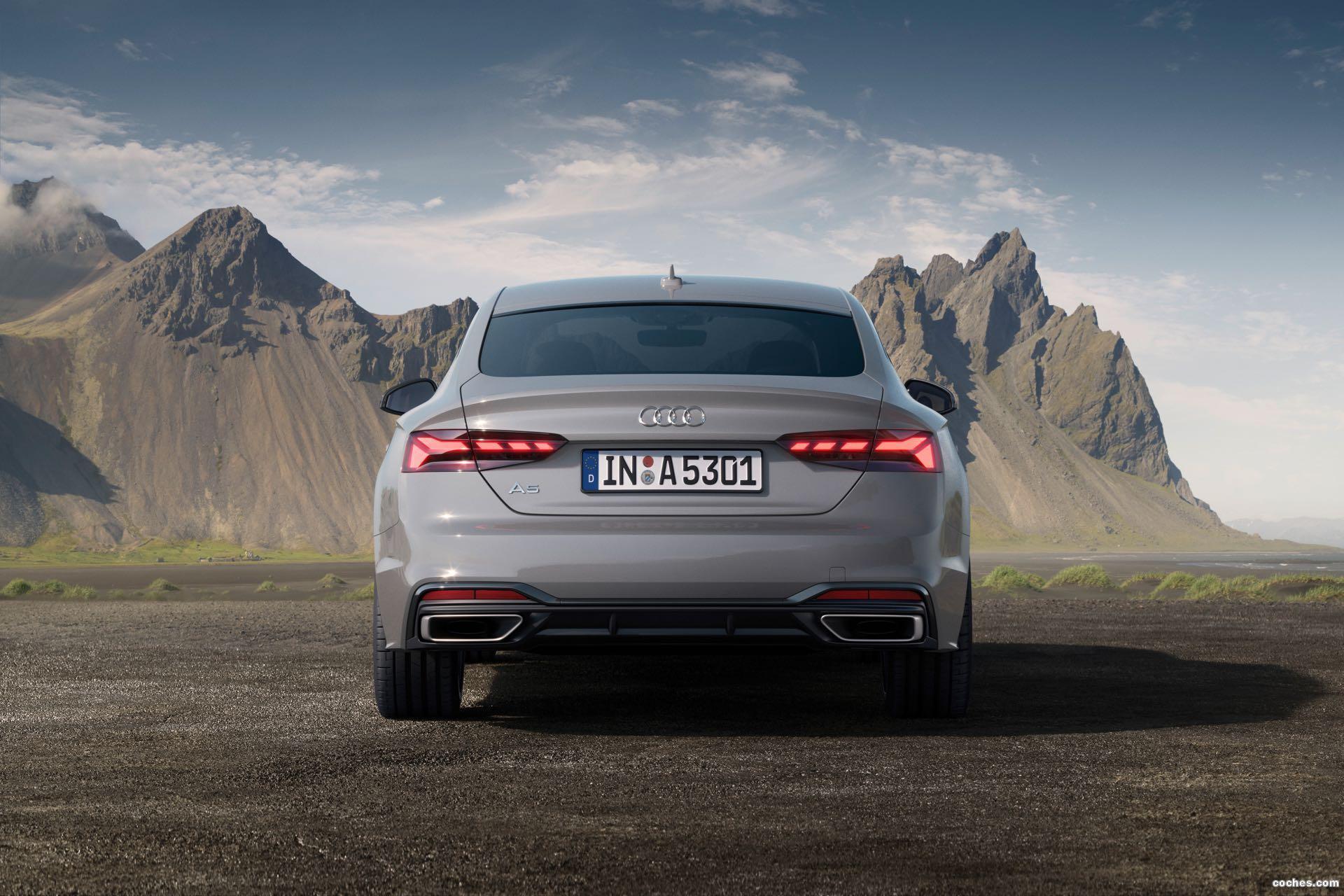 Foto 1 de Audi A5 Sportback 40 TFSI S line 2019