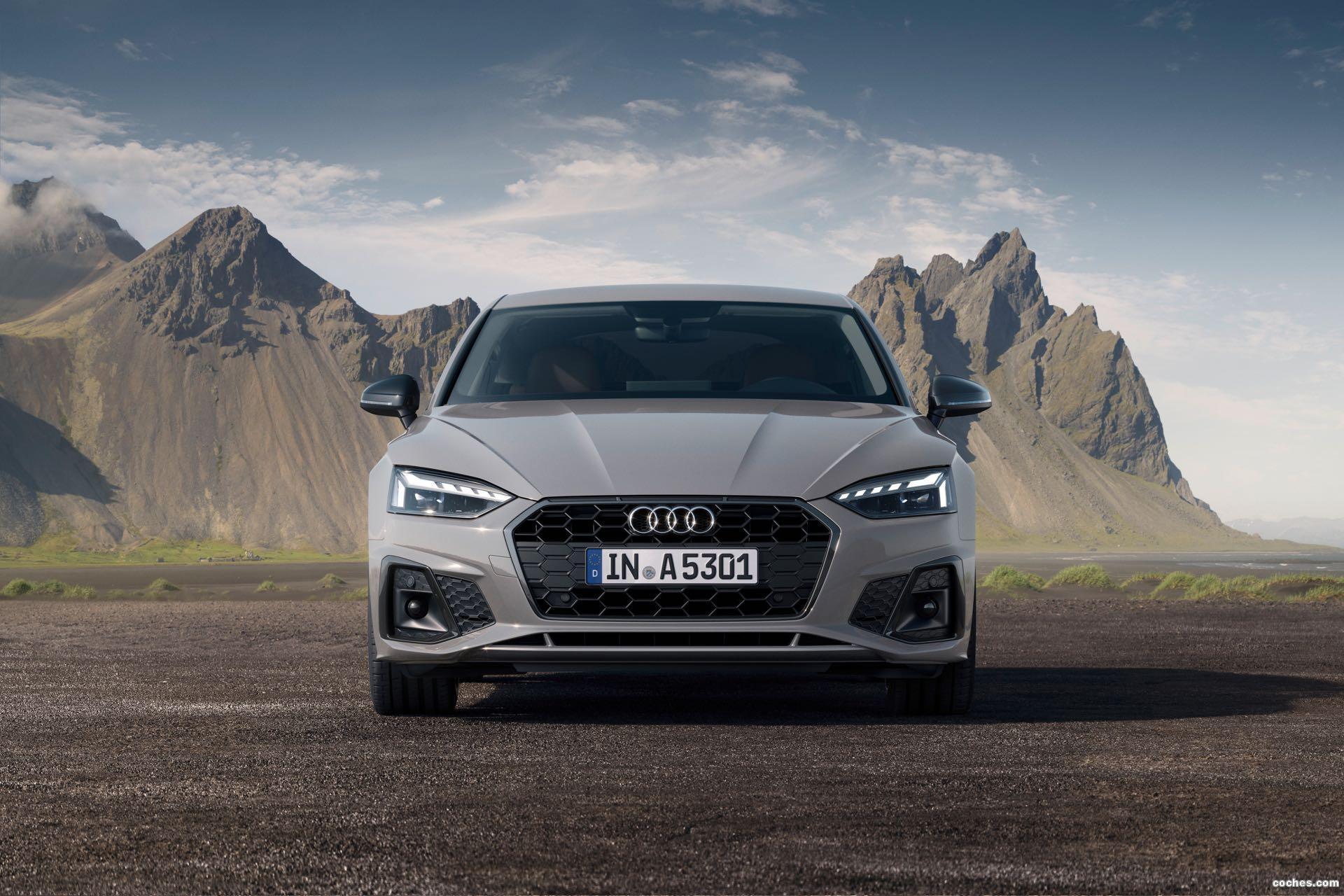 Foto 0 de Audi A5 Sportback 40 TFSI S line 2019
