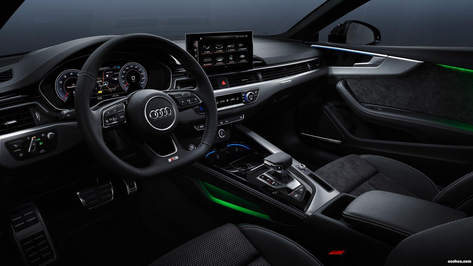 Foto 10 de Audi A5 40 TFSI quattro S line 2019