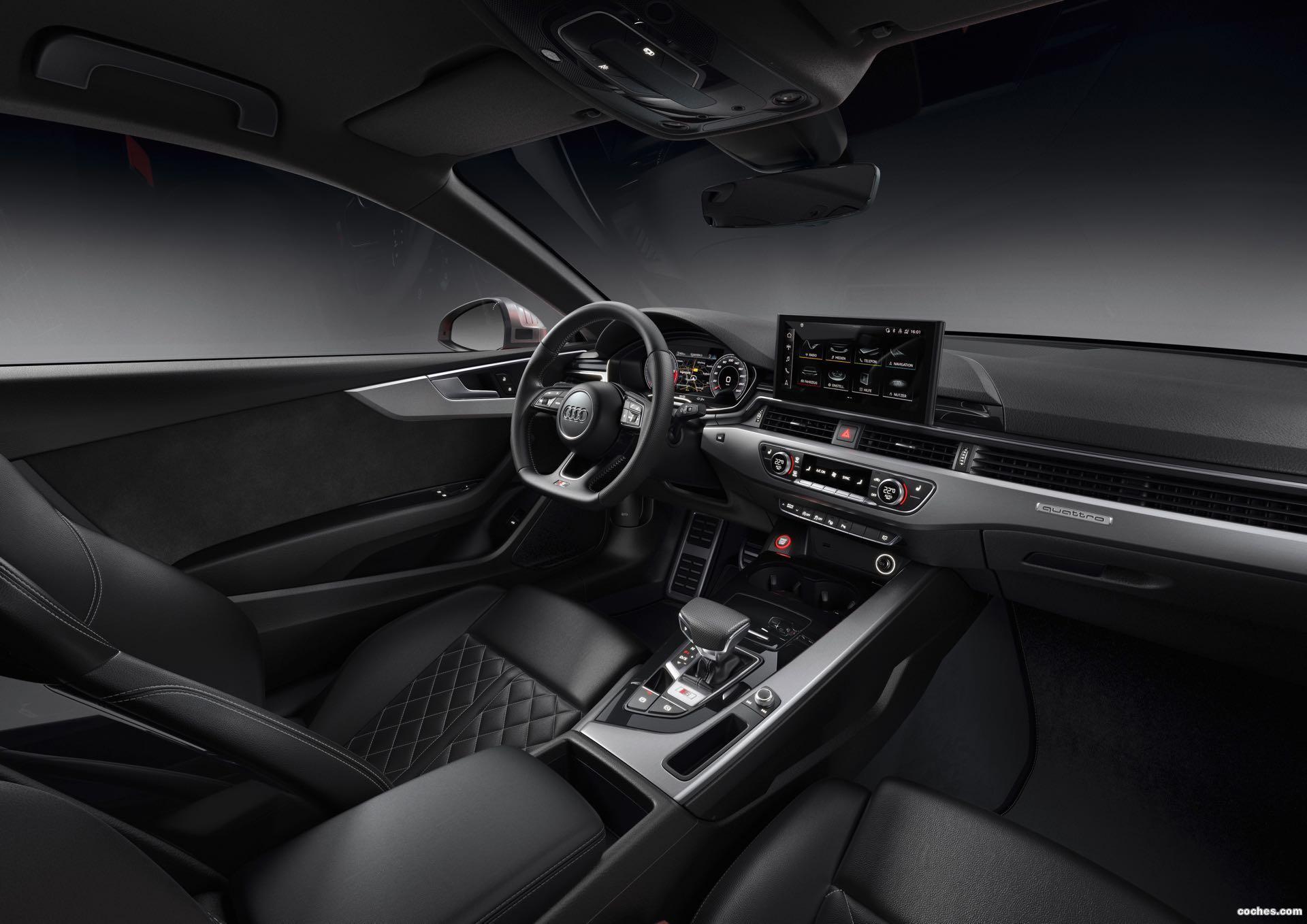 Foto 14 de Audi S5 Coupe TDI 2019