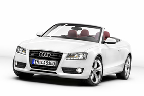 Fotos de Audi A5 Cabriolet 2011