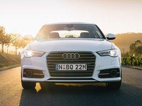 Ver foto 7 de Audi A6 1.8T S-Line Sedan Australia 2015