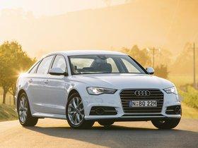 Ver foto 6 de Audi A6 1.8T S-Line Sedan Australia 2015