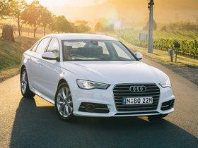 Ver foto 5 de Audi A6 1.8T S-Line Sedan Australia 2015