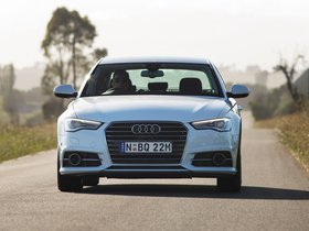 Ver foto 4 de Audi A6 1.8T S-Line Sedan Australia 2015