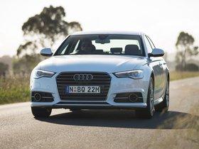 Ver foto 3 de Audi A6 1.8T S-Line Sedan Australia 2015