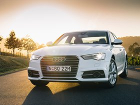 Fotos de Audi A6 1.8T S-Line Sedan Australia 2015