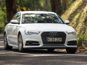 Ver foto 11 de Audi A6 1.8T S-Line Sedan Australia 2015
