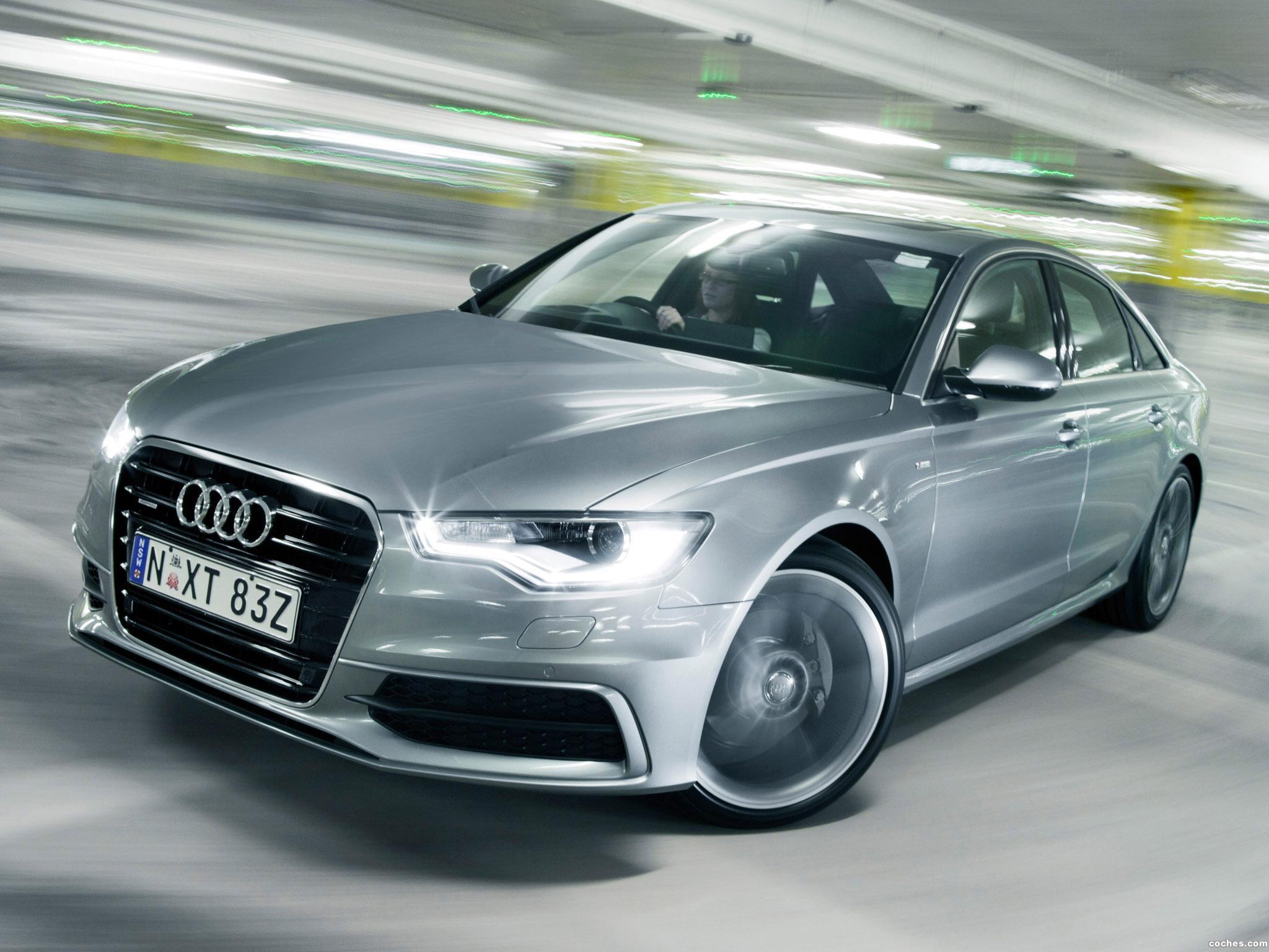 Foto 0 de Audi A6 2.8T S-Line Sedan 2011