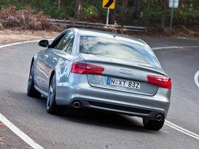 Ver foto 7 de Audi A6 2.8T S-Line Sedan 2011