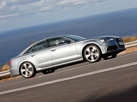 Ver foto 4 de Audi A6 2.8T S-Line Sedan 2011