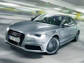 Ver foto 1 de Audi A6 2.8T S-Line Sedan 2011