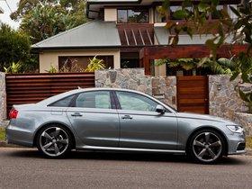 Ver foto 12 de Audi A6 2.8T S-Line Sedan 2011
