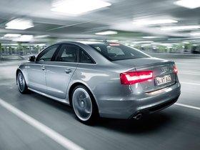 Ver foto 11 de Audi A6 2.8T S-Line Sedan 2011