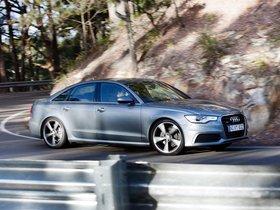 Ver foto 9 de Audi A6 2.8T S-Line Sedan 2011