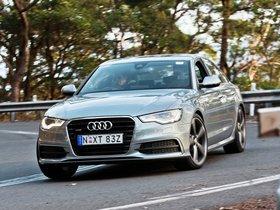 Ver foto 8 de Audi A6 2.8T S-Line Sedan 2011