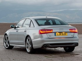 Ver foto 3 de Audi A6 3.0 TDi S-Line UK 2011