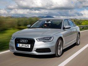 Ver foto 2 de Audi A6 3.0 TDi S-Line UK 2011