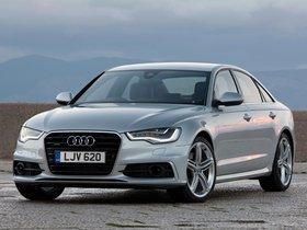 Ver foto 1 de Audi A6 3.0 TDi S-Line UK 2011