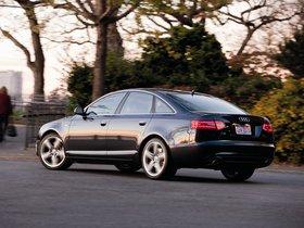 Ver foto 5 de Audi A6 3.0T Quattro S-Line Sedan USA 2008