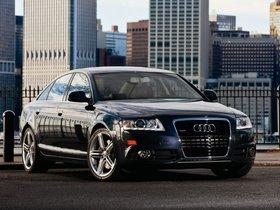 Fotos de Audi A6 3.0T Quattro S-Line Sedan USA 2008