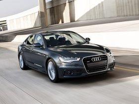 Ver foto 6 de Audi A6 3.0T S-Line Sedan USA 2011