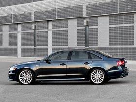 Ver foto 3 de Audi A6 3.0T S-Line Sedan USA 2011