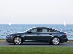 Ver foto 2 de Audi A6 3.0T S-Line Sedan USA 2011