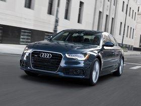Ver foto 1 de Audi A6 3.0T S-Line Sedan USA 2011