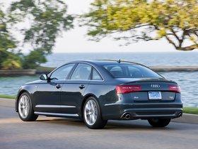 Ver foto 12 de Audi A6 3.0T S-Line Sedan USA 2011