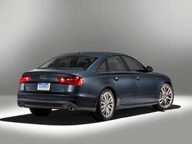 Ver foto 10 de Audi A6 3.0T S-Line Sedan USA 2011