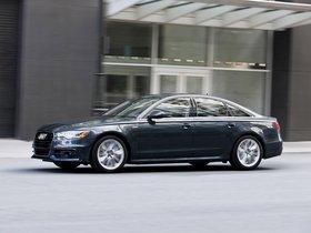 Ver foto 7 de Audi A6 3.0T S-Line Sedan USA 2011