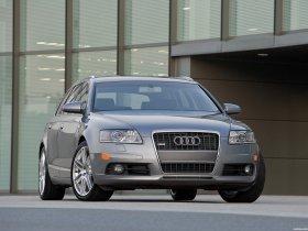 Ver foto 7 de Audi A6 3.2 Quattro S-Line Avant USA 2007