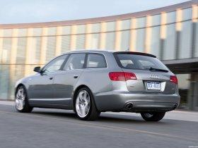 Ver foto 5 de Audi A6 3.2 Quattro S-Line Avant USA 2007