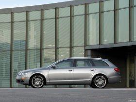 Ver foto 4 de Audi A6 3.2 Quattro S-Line Avant USA 2007