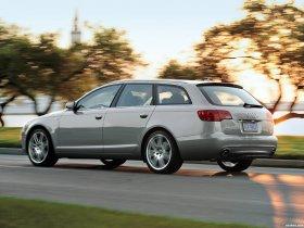 Ver foto 3 de Audi A6 3.2 Quattro S-Line Avant USA 2007